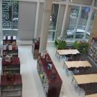 IMG_3416 Bibliothèque vue du 3e étage